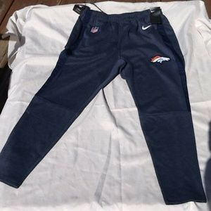 Nike Denver Broncos Authentic Sideline sweatpants